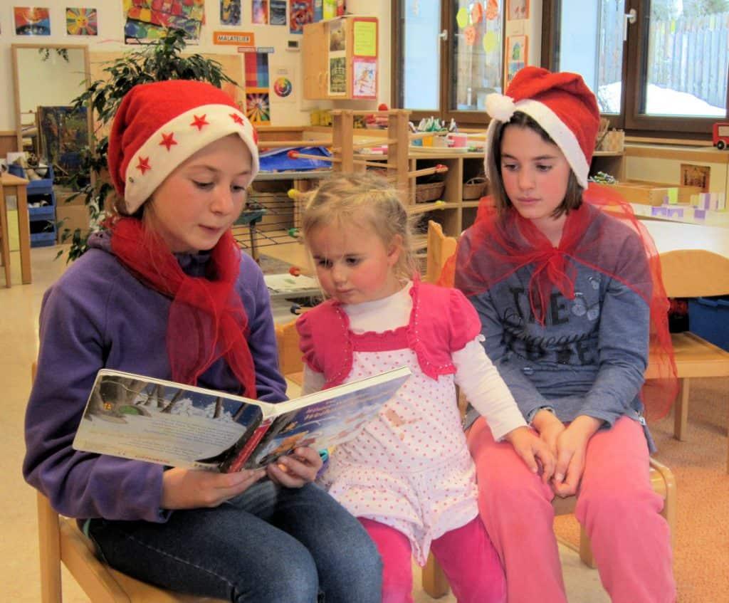 Lesewölfe/Lesewölfinnen im Kindergarten 14