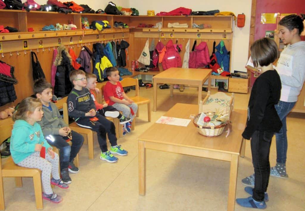 Lesewölfe/Lesewölfinnen im Kindergarten 18