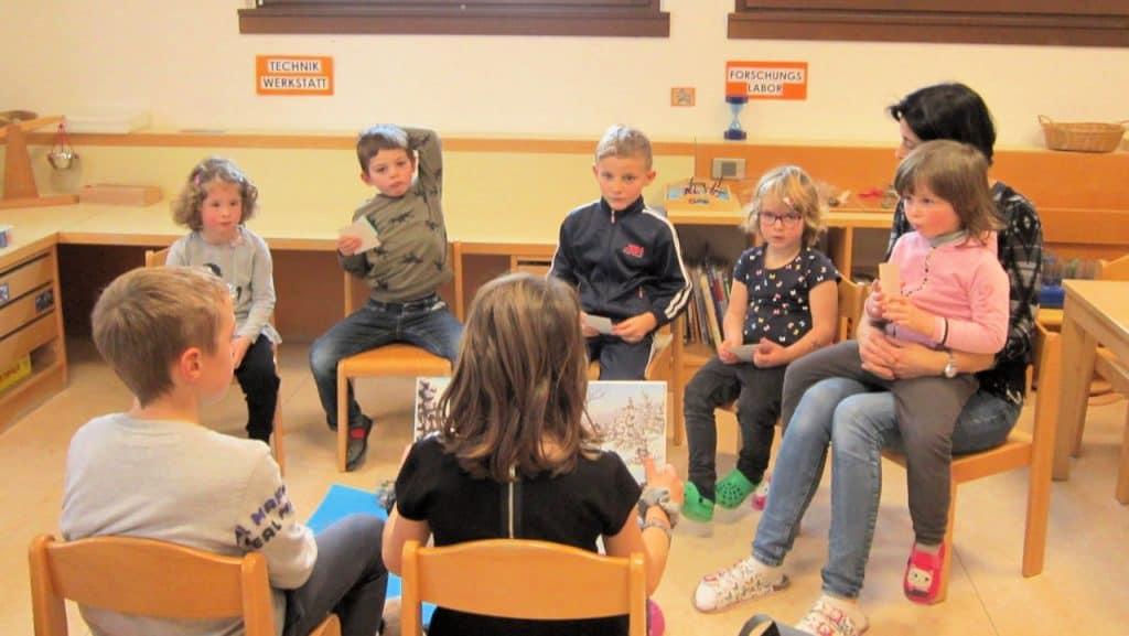 Lesewölfe/Lesewölfinnen im Kindergarten 20
